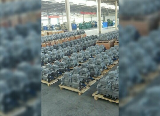List of all our Excavator Hydraulic Pump/Motor Sites