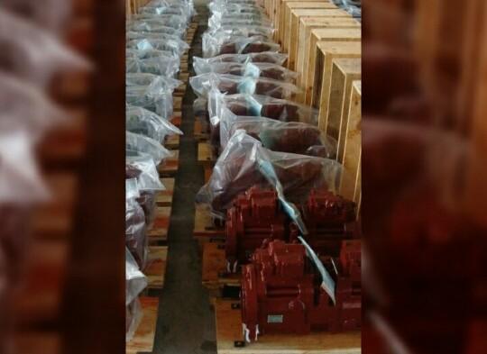Mining Excavator Hydraulic Pumps