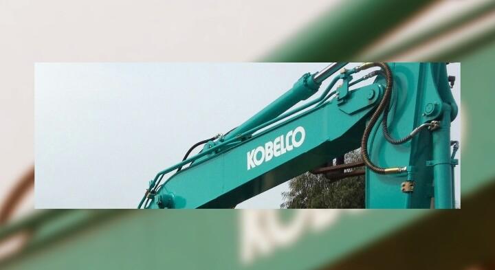 Kobelco Excavator Hydraulic Pumps