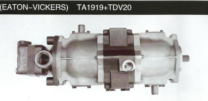 Vickers Hydraulic Pump Repair