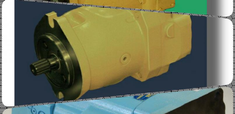 Denison Hydraulic Pumps