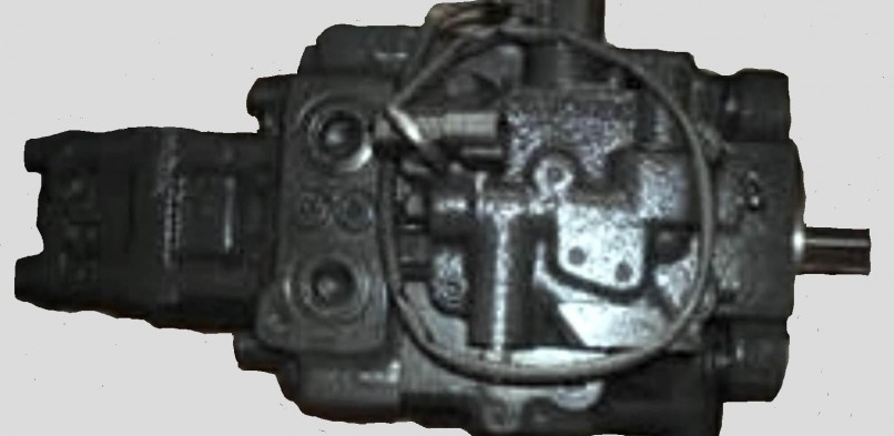 Komatsu Excavator Hydraulic Pumps