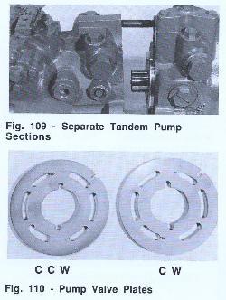 Sundstrand Sauer Danfoss M46 Tandem Pump Repair