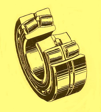 Sundstrand Sauer Spherical Roller Bearings