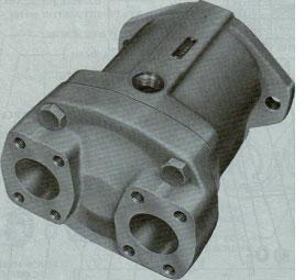 Vickers 45PGM Fixed Inline Piston Pump Repair