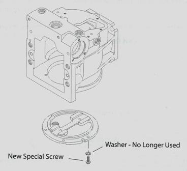 Sundstrand Sauer Danfoss Series 90 – Side Washer Change