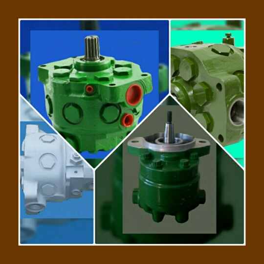 Deere & Co. After Market Hydraulic Parts