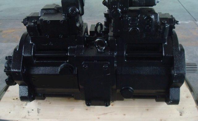 Tigercat Hydraulic Pump Repair