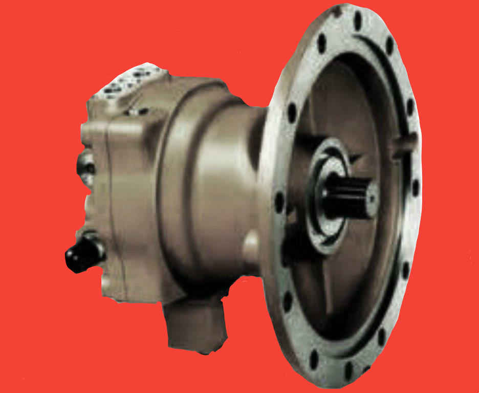 Kato Excavator Hydrostatic Travel Motor