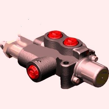 Sundstrand Sauer Danfoss Series 20 Hydraulic/Hydrostatic Controls