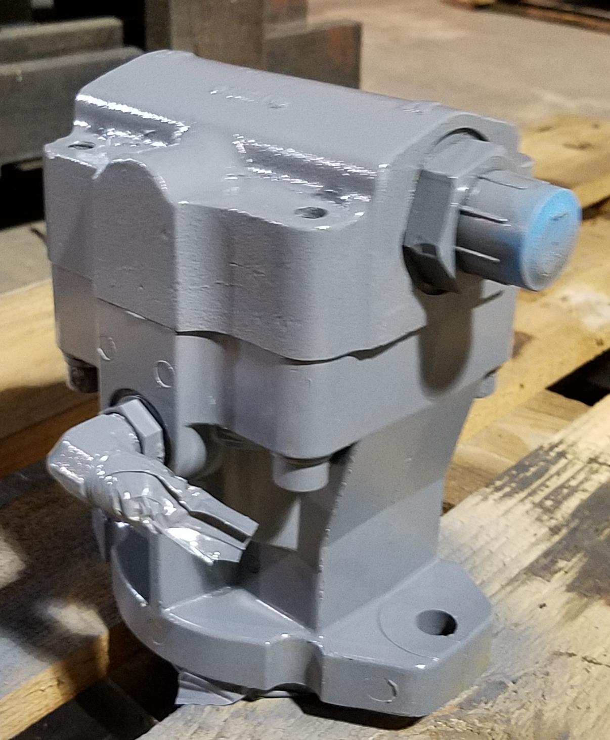 Hydraulic Repair Procedures on Sundstrand Sauer Danfoss Units