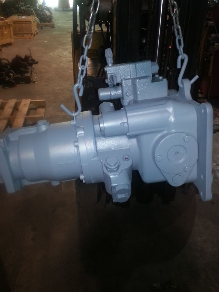 Sundstrand-Sauer-Danfoss 90-4038 Hydrostatic/Hydraulic Pump Repair