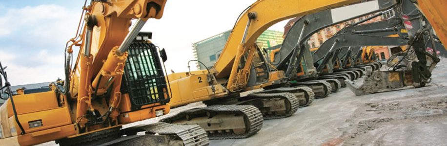 Hydraulic Excavator Sites for All Makes & Models