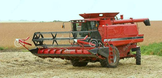 Hydraulic Equipment for Harvesting