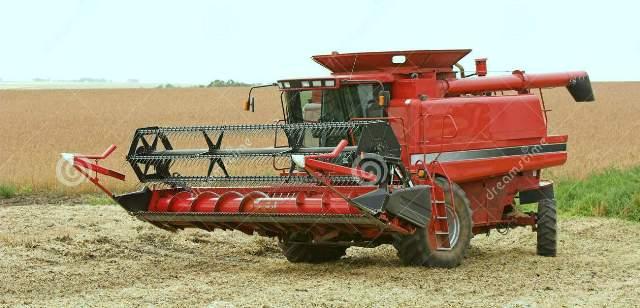 Hydraulic Equipment for Harvesting