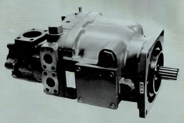 Vickers Heavy Duty Piston Pump PVD120C