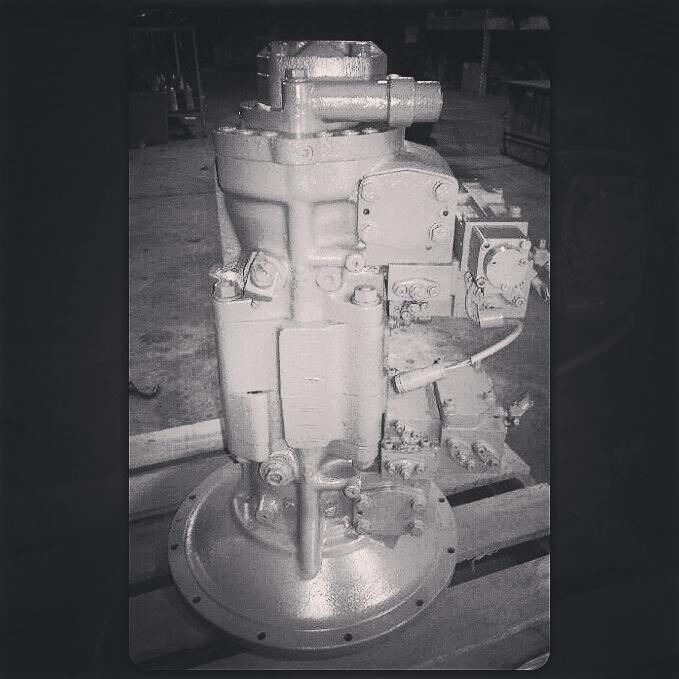 Repair, Rebuild & Exchange On All Hydraulic Makes & Models of Pumps/Motors