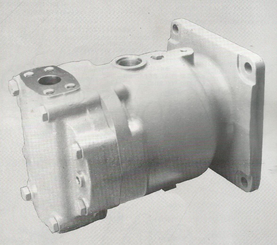 Vickers Fixed Displacement Piston Motor