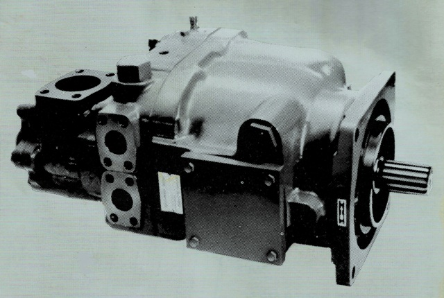 Vickers Hydraulic Pump – Model Code and Thru Drive