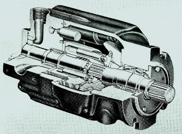 Vickers Transmission Pump TA35 Series