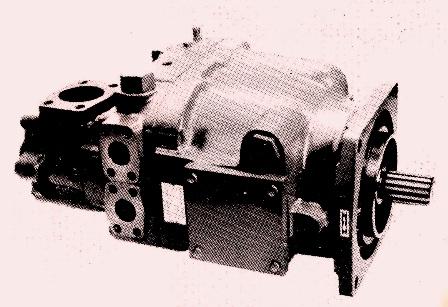 Vickers Hydraulic Piston Pump PVD120C