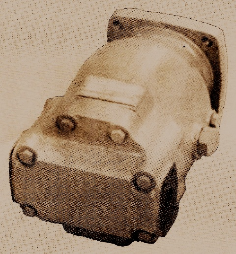 Vickers Displacement Transmission Motor MVE-19