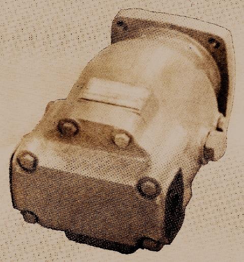 Vickers Displacement Transmission Motor MVE-19