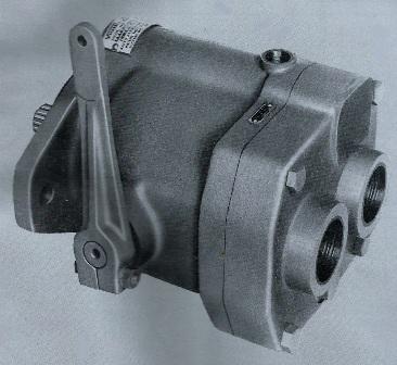 Vickers Variable Inline Piston Pump M- PVB-10/15