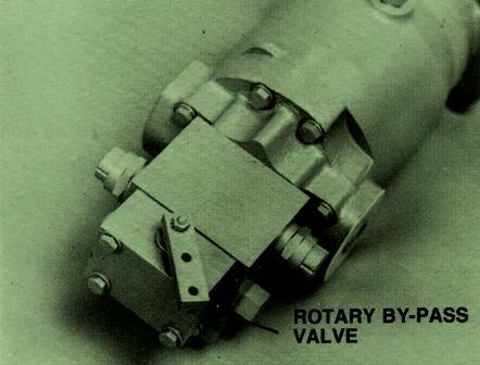Sundstrand Sauer Danfoss Hydraulic Series 20 Motor – Rotary Bypass Valve