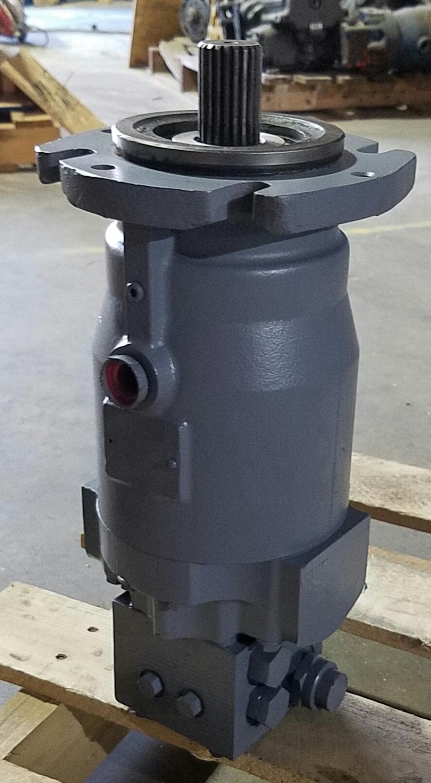 Hydraulic Motor Terms
