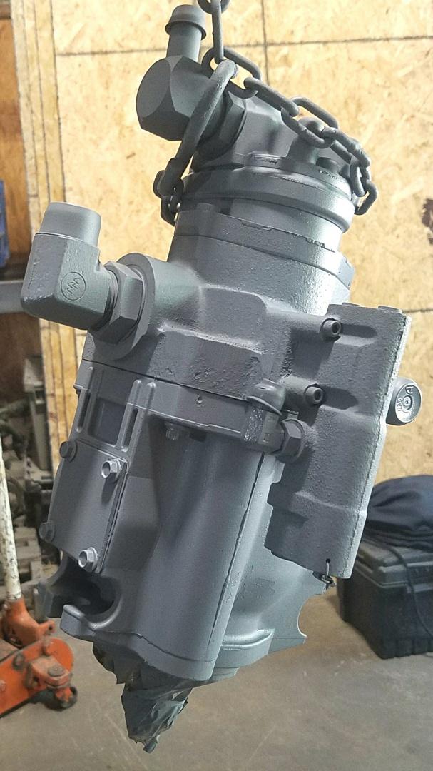 Vickers Hydraulic Pump & Motor Repair