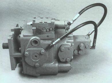 Sundstrand Sauer Danfoss Hydraulic Series 20 – Uses of a Motor Pressure Compensator Control