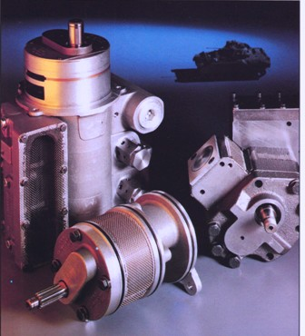 Recirculation & Charge CIrcuits on Lubricating Pumps