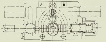 Directional Control Valves KA18 – Work Section