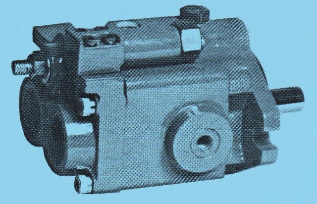HPV 29 Series Hydraulic Piston Pump