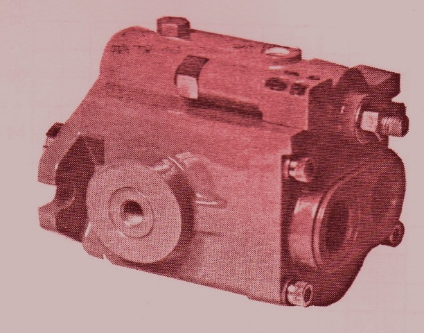 HPV – 15 Series Axial Piston Pump – Variable Displacement Pressure Compensated