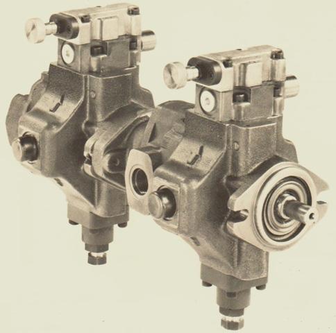 Hydraulic Combination Pumps
