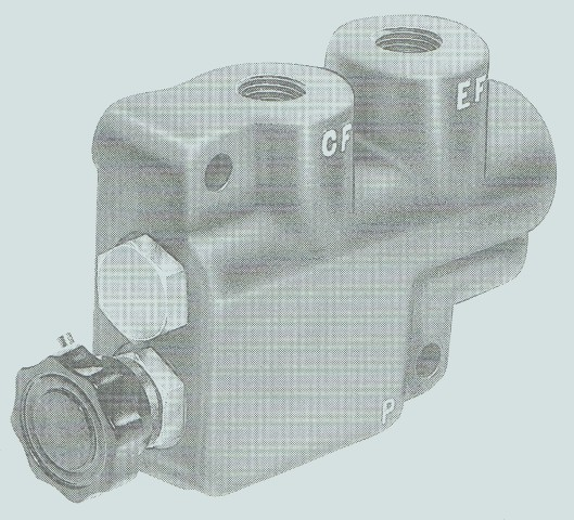 Flow Dividers That Are Pressure Compensated and Adjustable