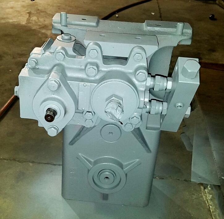 Sundstrand Hydraulic Series 15 U Style Unit