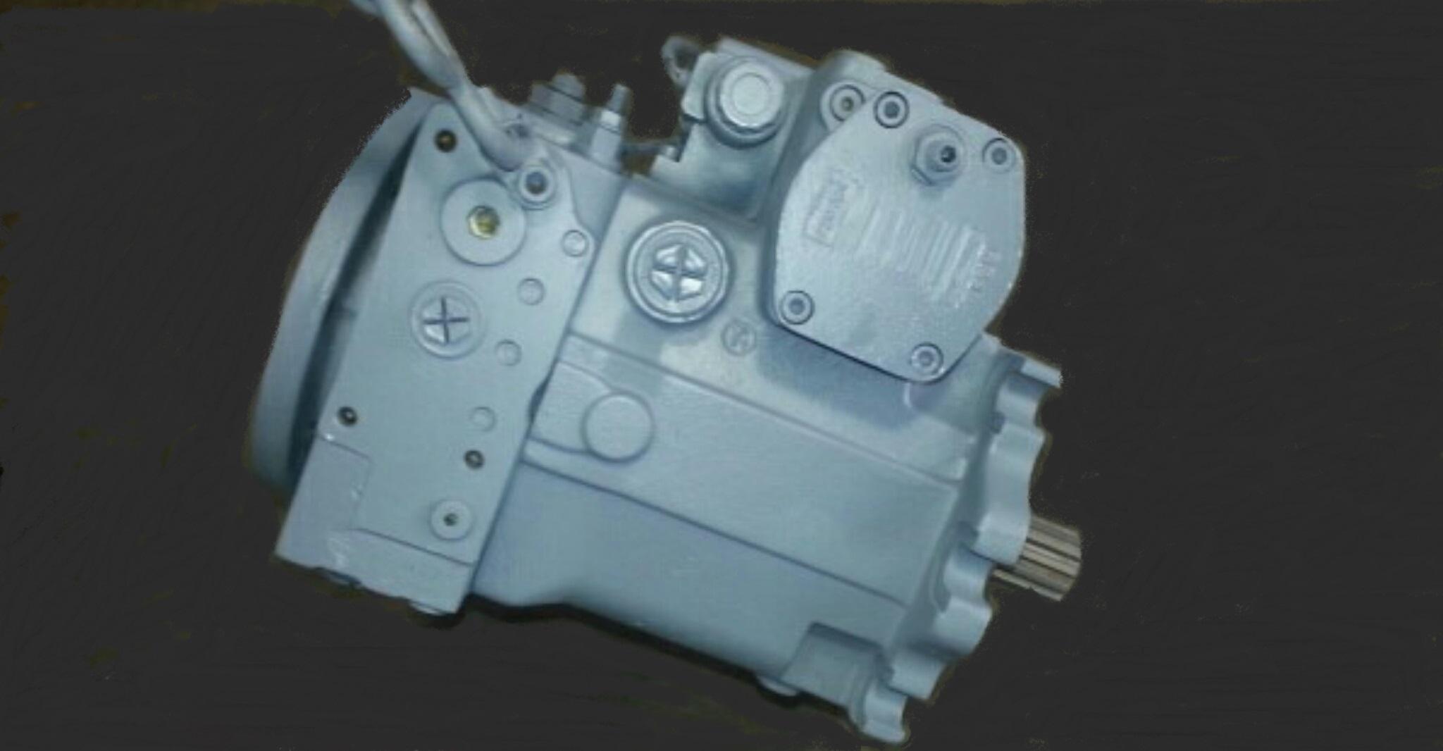Rexroth DFLR Power & Pressure Controls